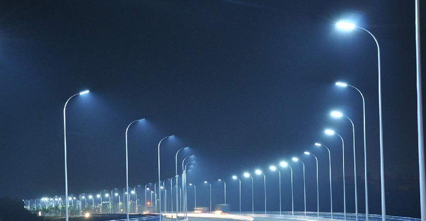 微光一體路燈