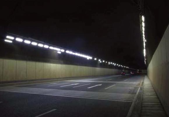 四川LED隧道燈