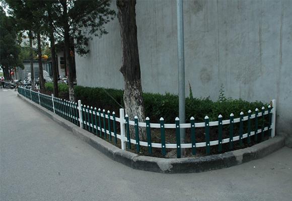 四川園林PVC護欄